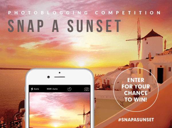 Blogging assignment: UK Bloggers needed for #SnapASunset Competition