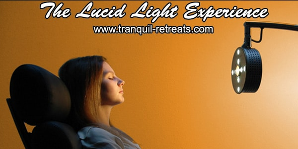 Blogging assignment: The Lucid Light Experience - raising awareness in UK