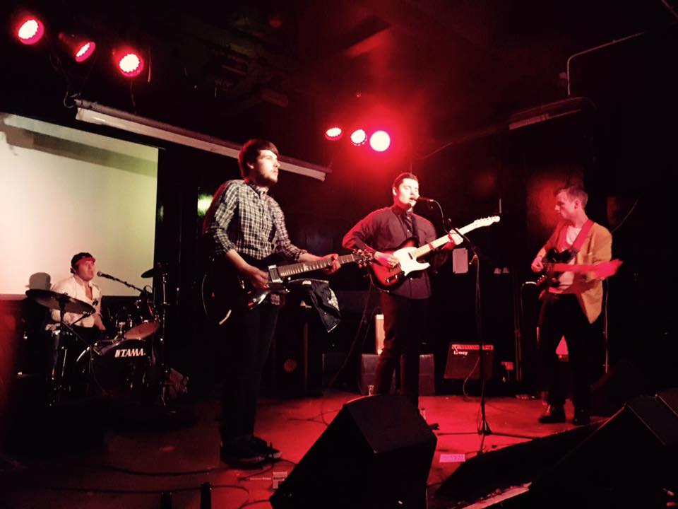 Blogging assignment: The Lucky Andersons & special guests in Camden - Saturday 9th April (London based bloggers)