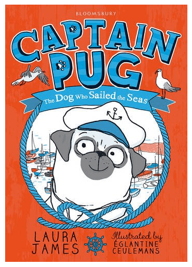 Blogging assignment: Calling all UK Pug lovers and bloggers! (Children's book review)