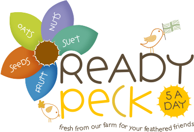 Blogging assignment: UK bloggers required to use and review Ready Peck garden bird food from Ivel Valley Wild Bird Food