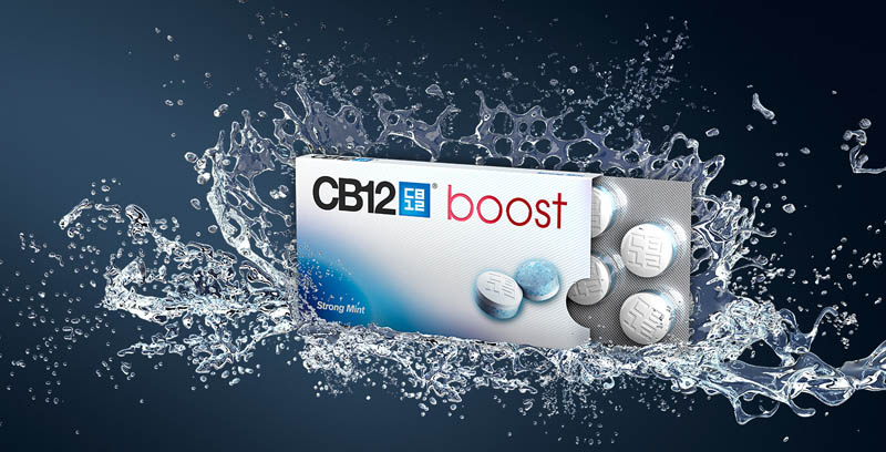 Blogging assignment: UK bloggers to review CB12 Boost Chewing Gum!