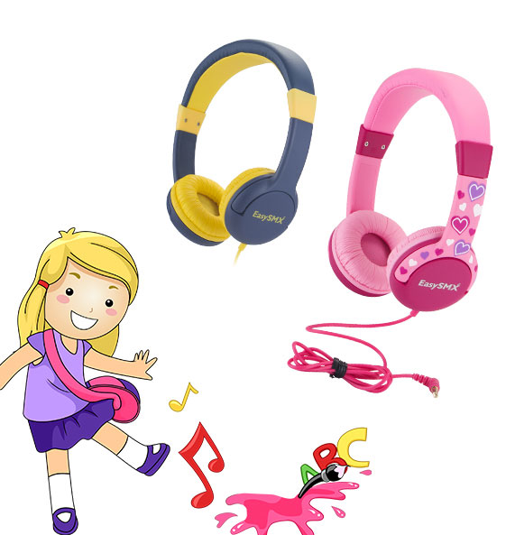 Blogging assignment: Feature a Kids' headphone on your blog or YouTube channel (UK & European bloggers)