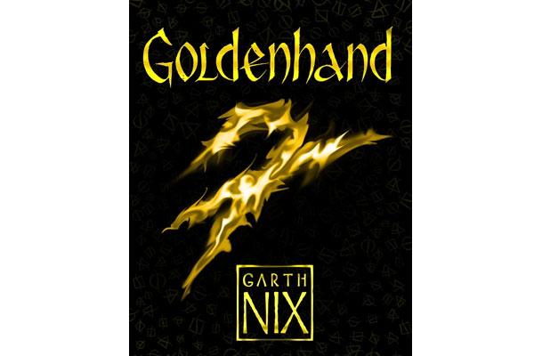 Blogging assignment: UK Parent/book bloggers wanted to review Golden hand by Garth Nix