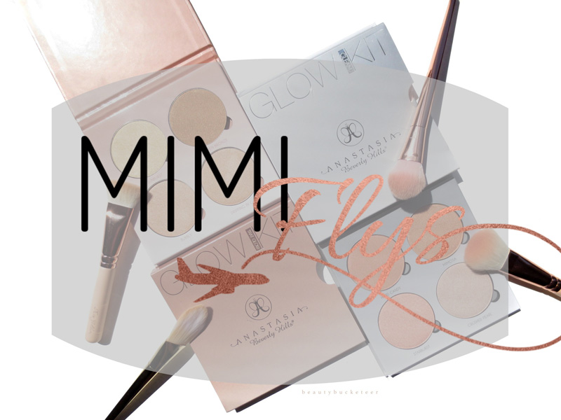 Worldwide Giveaway: Win an Anastasia Beverly Hills Pro Glow Kit (worth £45.00) - Closes 11/11/2016