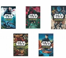 UK Giveaway: A bundle of Star Wars Adventure Books – Closes 03/19/2017