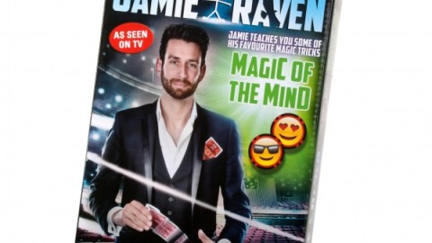 UK Blogger Giveaway: Win Jamie Raven Magic of the Mind worth £9.95 – Closes 04/28/2017