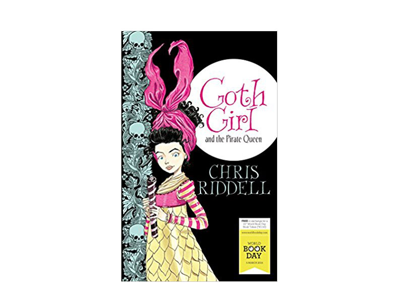 "Blogging assignment: UK parents with 7 - 11 year olds wanted for ""Goth Girl Reading Club"" opportunity - Closes 04/27/2017 (£)"