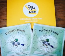 Blogger @MayflowerBlogs UK Giveaway: One Third Stories-Spanish & French Book Review & Giveaway – Closes 07/23/2017