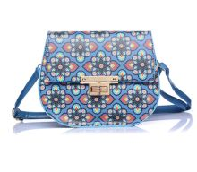 Blogger @lyliarose UK Giveaway: Win a Blue Mosaic Handbag – Closes 9th Aug 2017