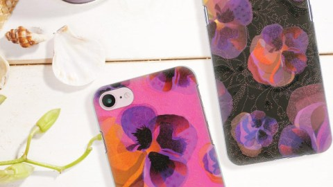 UK/US #Instagram assignment: Beautiful mobile phone cases for a stylish summer – Closes 08/25/2017