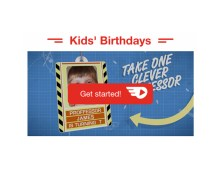 UK blogging assignment: Review our fun and fabulous personalised online video invitations for kids' parties – Closes 08/22/2017