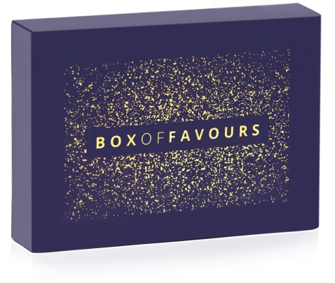 Blogging assignment: UK Bloggers Needed for a New Gift – Box Of Favours – A beautiful gift box filled with customisable and set favours!. Closes 12th Sept 2017