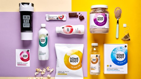 UK blogging assignment: Research shows how to stick to your New Year's resolutions with Superdrug's Some Body range. Closes Jan 31st 2018