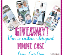 Blogger @CCastleView UK Giveaway: Personalised Phone Case – Closes 23rd Jan 2018