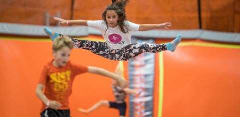 Blogging assignment: Bloggers invited to review new London trampoline park. Closes 11th July 2018
