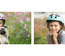Blogger @stressedmum01 UK Giveaway: Win a Childs Safety Helmet – Closes 13th July 2018