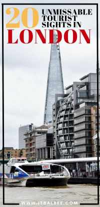 20 Of London's Unmissable Tourist Sights To Add To Your Itinerary Now | The Shard
