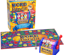 Blogger @bockingselmbabe UK Giveaway: Win a copy of @drumondpark Word Bandit – Closes 4th Nov 2018