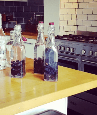 sloe gin recipe homemade drinks liquers gin cocktails