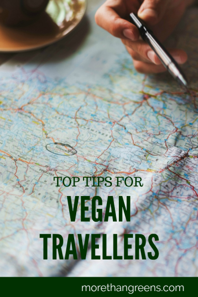 Top tips for vegan and vegetarian travellers