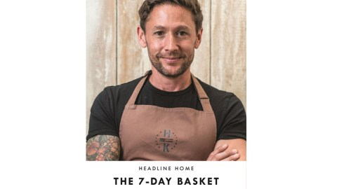 UK blogging assignment: Bloggers needed to try out recipes from The 7-Day Basket by YouTube chef. Closes 12th April 2019