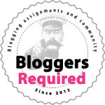 Profile picture of Bloggers Required