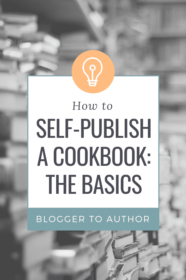 Learn the major steps you should take to self-publish your cookbook, including all of the basic information you need to get started.
