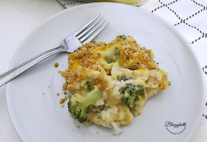 Donna's Chicken Divan recipe
