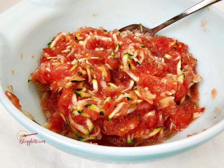 tomato filling