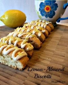Lemon-Almond Biscotti
