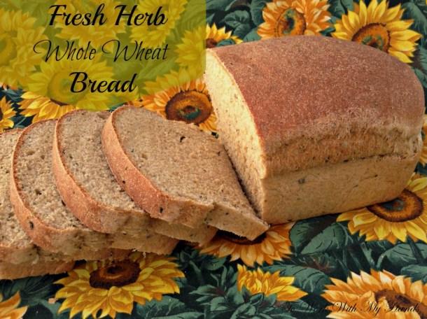Fresh-Herb-Whole-Wheat-Bread-