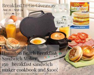 Breakfast To GO Giveaway!
