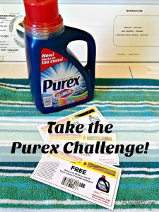 The Purex Challenge (and Giveaway)
