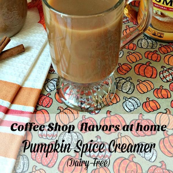 All the flavors of pumpkin spice with the nuttiness of the almond milk, made with real pumpkin, and just the right amount of sweetness from the maple syrup.