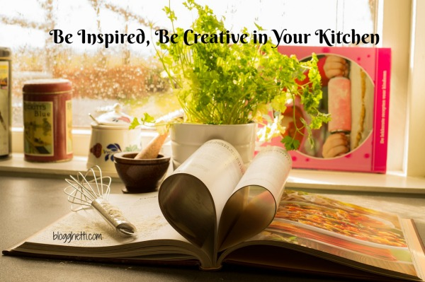Your kitchen is the perfect place to reignite your senses, feel inspired and creative. So here are a few ways you can beat those blues this January just by stepping into your kitchen.