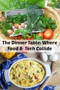 The Dinner Table: Where Food and Tech Collide
