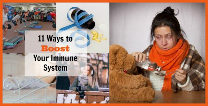 Do you struggle to keep your immune system working at its best over the colder months? Are you constantly battling colds, coughs and other bugs? Here are 11 tips to boost your immune system.