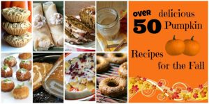 50+ Pumpkin Recipes For Fall