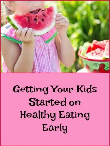 Getting Your Kids Started on Healthy Eating Early