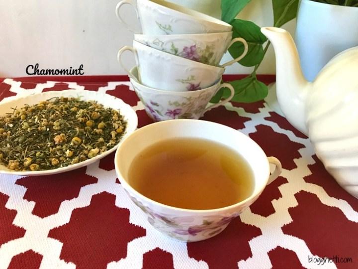 Chamomint tea from EverlasTea