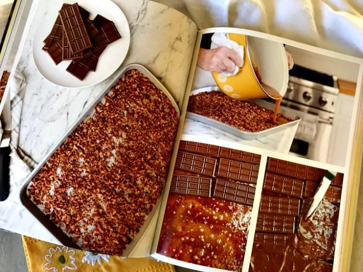 Inside Daisy Cakes Bakes cookbook