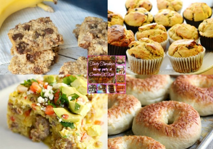 Welcome to this week's Tasty Tuesdays' Link Party!