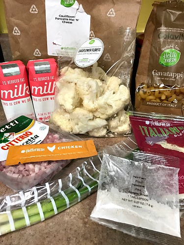 HelloFresh Meals Review