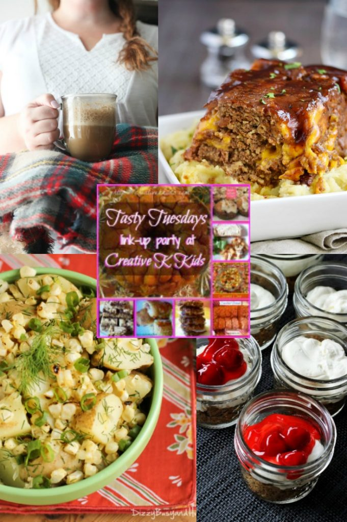 Tasty Tuesdays Link Party Features 8-21