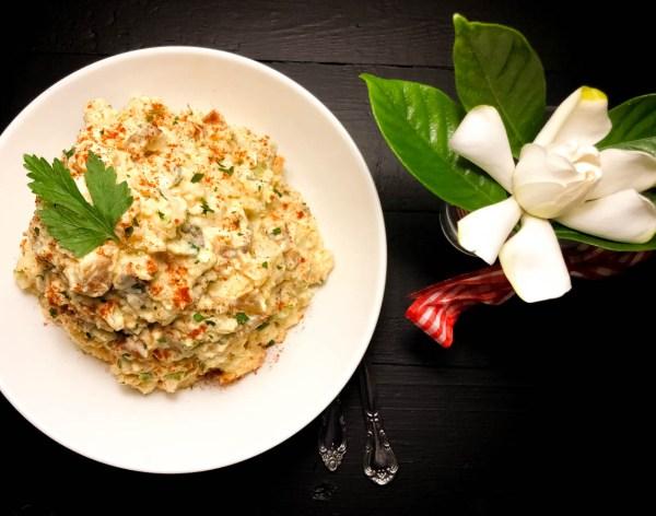 Best Ever Cajun Potato Salad