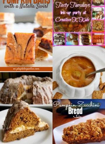 Tasty Tuesdays features 9-18