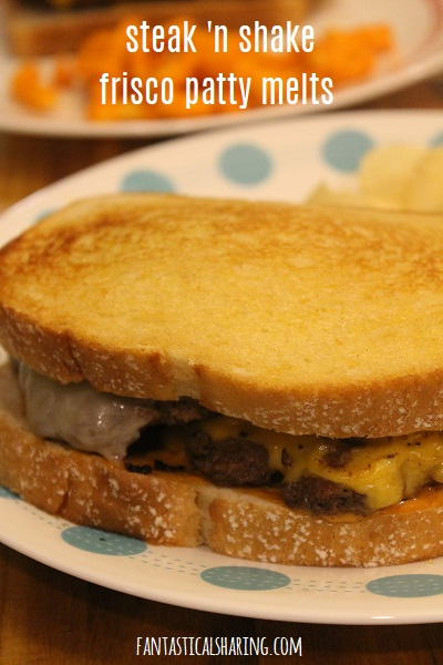 steak 'n shake frisco patty melts hero Fantastical Sharing of Recipes