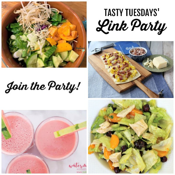Tasty Tuesdays Features 6-25 square