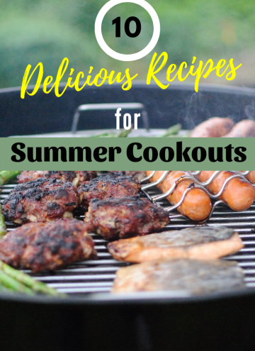 10 delicious recipes for summer cookouts and bbqs
